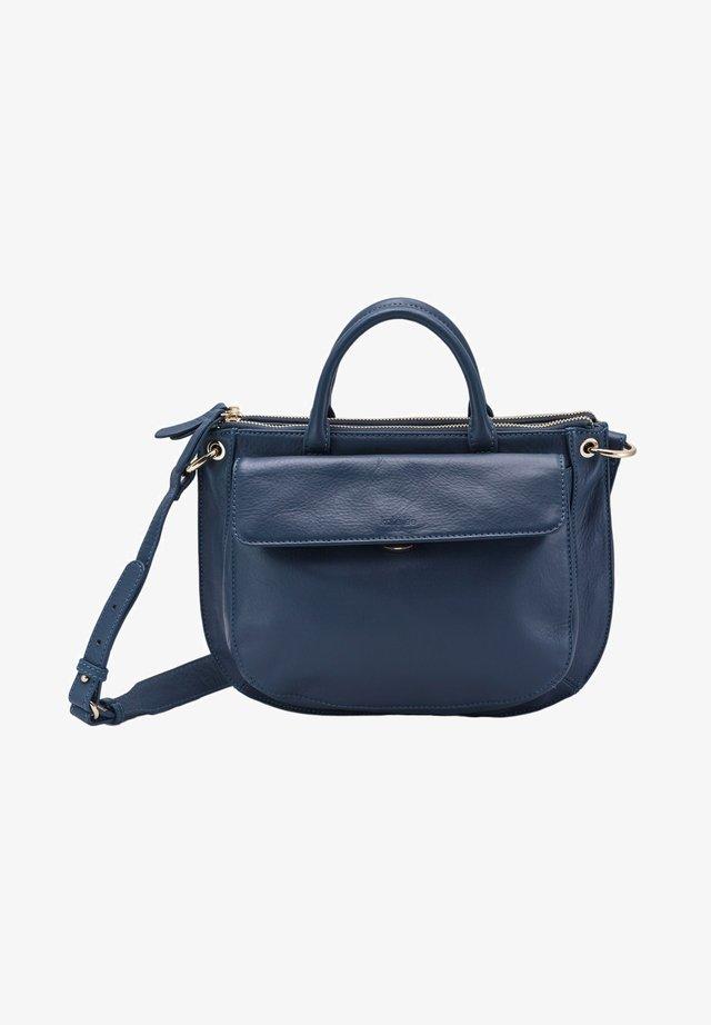 Handbag - bleu marine