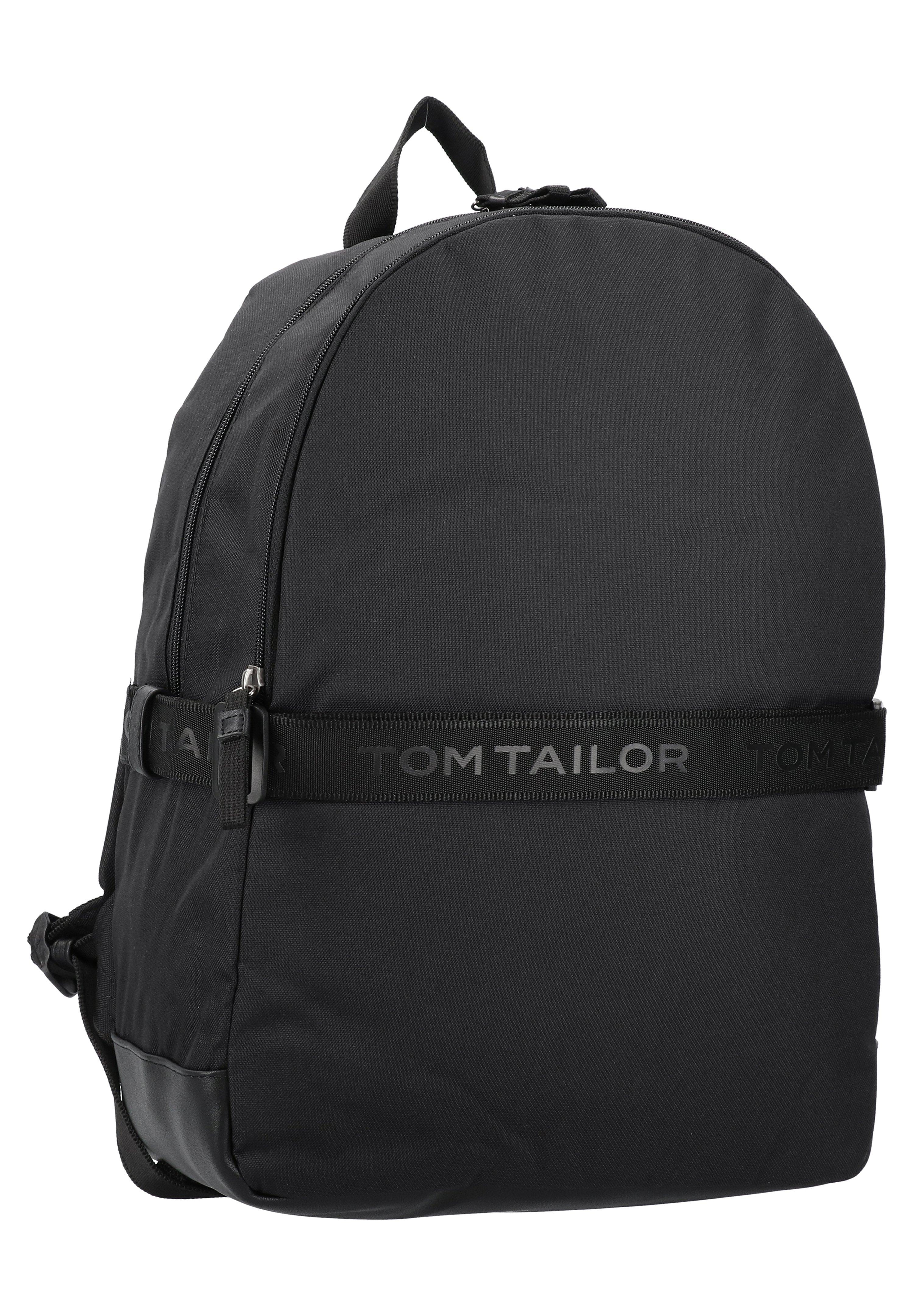 TOM TAILOR MATTEO  - Sac à dos - black