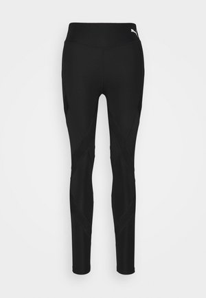 PAMELA REIF X PUMA MID WAIST LEGGINGS - Collants - black