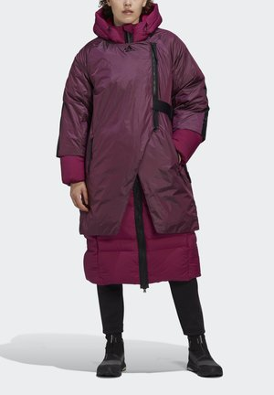 URBAN COLD.RDY OUTDOOR JACKET - Down coat - berry