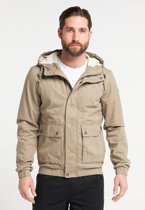 Outdoor jacket - brown