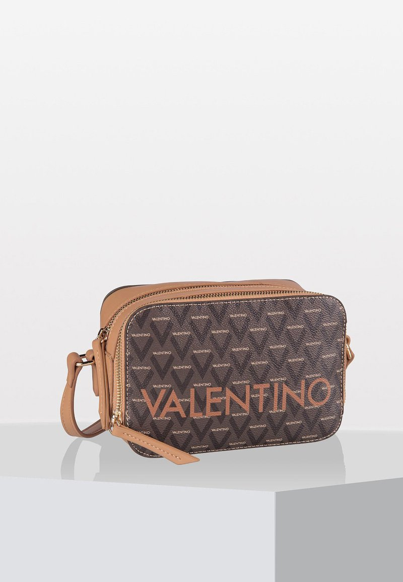 Valentino Bags - LIUTO - Across body bag - brown