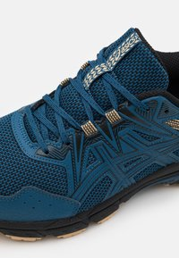 ASICS - GEL VENTURE 8 - Zapatillas de trail running - mako blue/black - 5