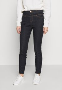 CLOSED - SKINNY PUSHER - Jeans Skinny Fit - dark blue - 0