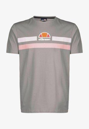 GLISENTA - T-shirt imprimé - grey