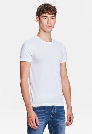 HERREN - T-shirt basic - white