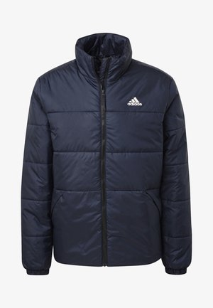 BSC 3-STRIPES INSULATED WINTER JACKET - Talvitakki - blue