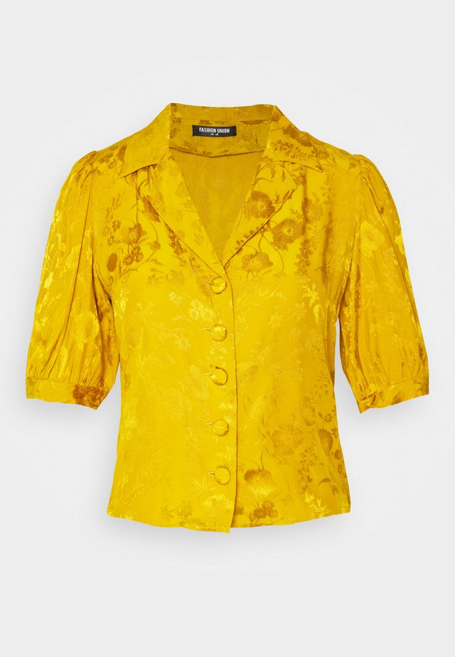 GABBY - Bluser - yellow