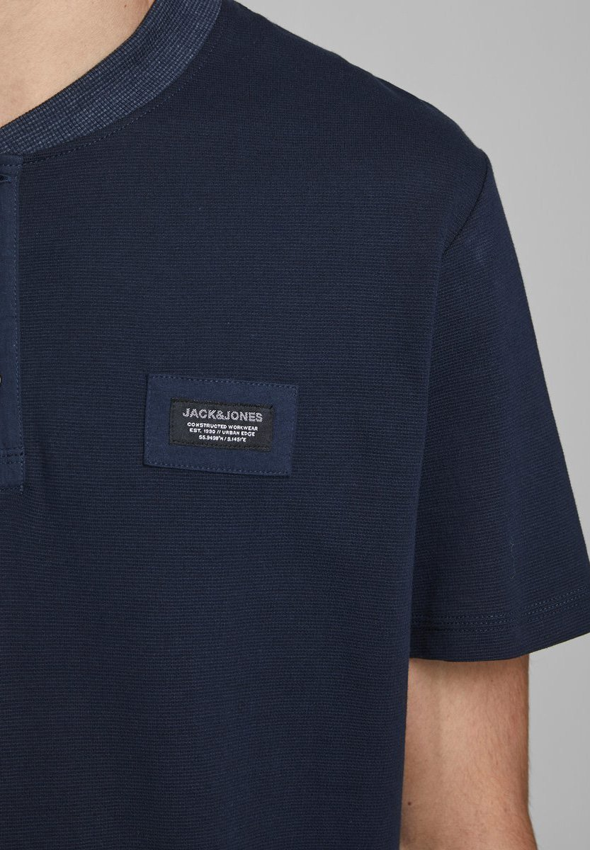 Jack & Jones Basic T-shirt - navy blazer hn2r2
