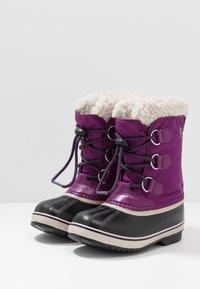 Sorel - YOOT PAC - Snowboot/Winterstiefel - wild iris/dark plum - 2