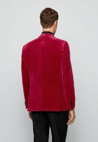 BOSS - HELWARD4 - Blazer jacket - dark red - 2