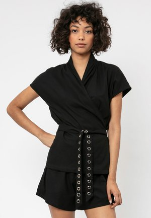 ISLAND  - Jumpsuit - jet black