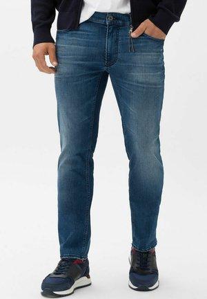 STYLE CHUCK - Jeans slim fit - vintage blue used