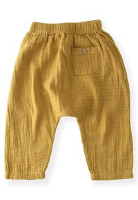Cigit - Trousers - mustard yellow - 1