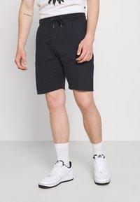 Newport Bay Sailing Club - SMART 2 PACK - Shorts - navy/grey marl - 1