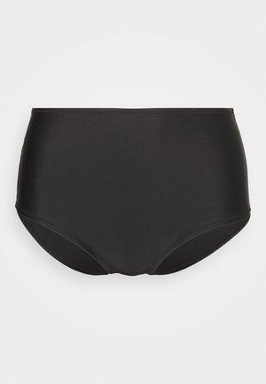 GYTTA BOTTOM  - Bikini bottoms - black