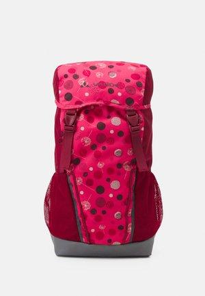 PUCK 14 UNISEX - Rucksack - bright pink/cranberry