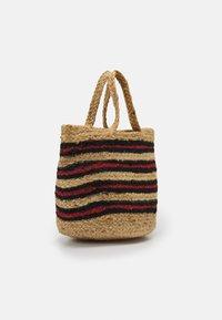 Samsøe Samsøe - BEACH BAG - Handbag - nature poppy - 1
