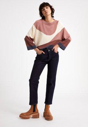 JAPAANDI SOFT HILLS - Sweater - dusty rose