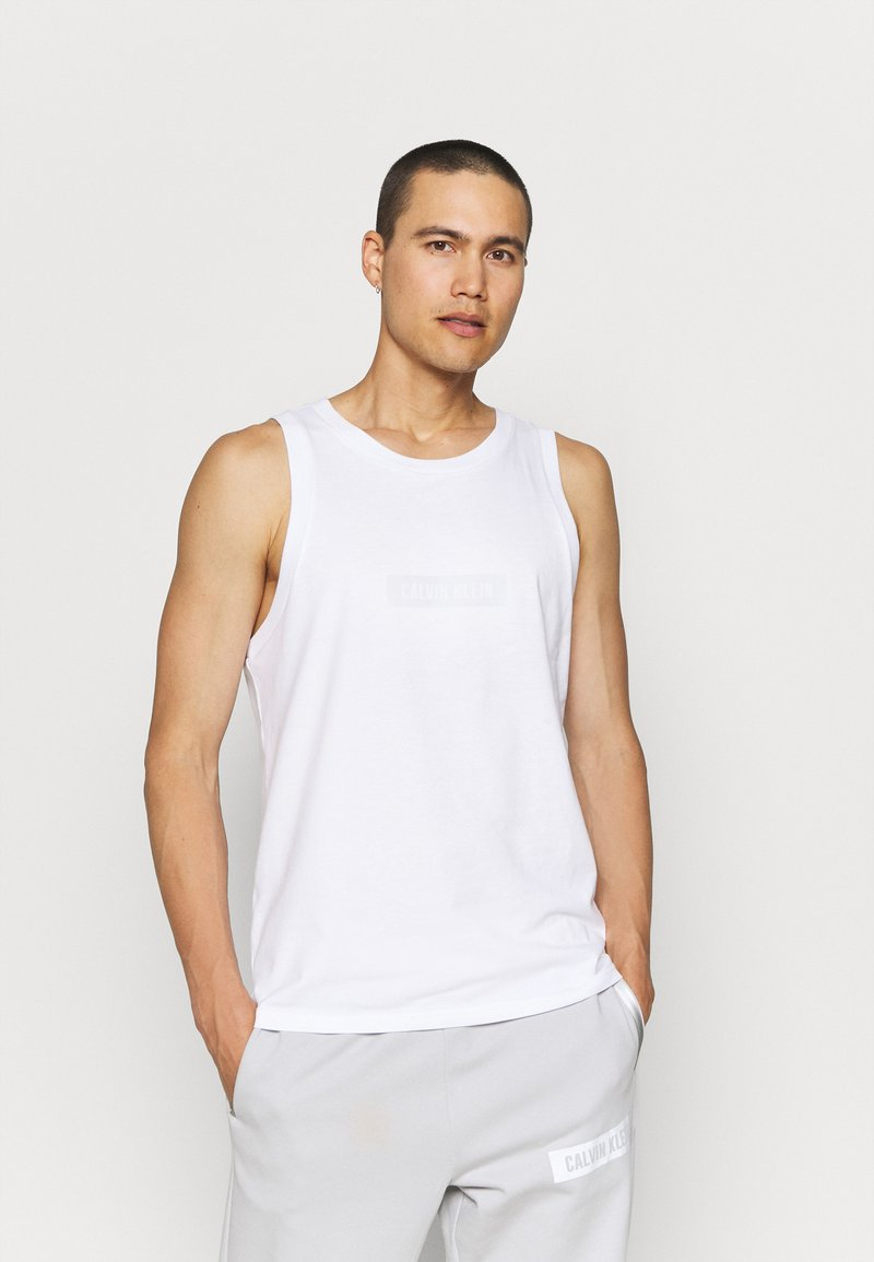 Calvin Klein Performance - TANK - Top - bright white