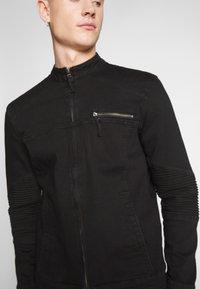 Only & Sons - ONSRAY  - Denim jacket - black denim - 4