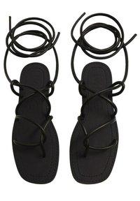 Mango - Sandals - schwarz - 1