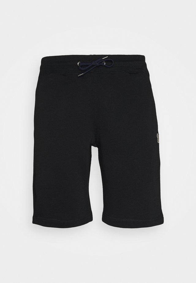 REGULAR FIT - Pantalon de survêtement - black