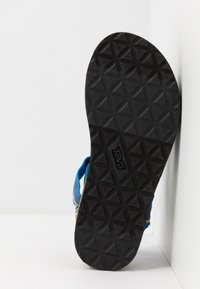 Teva - FLATFORM UNIVERSAL WOMENS - Outdoorsandalen - dark blue - 4