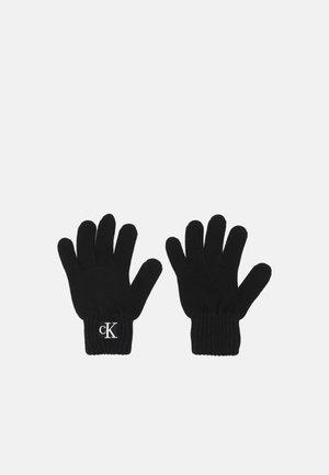 MODERN ESSENTIALS GLOVES UNISEX - Handschoenen - black