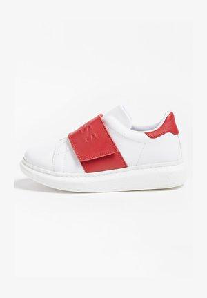 NEW EDGY LOGO - Sneaker low - mehrfarbig, weiß