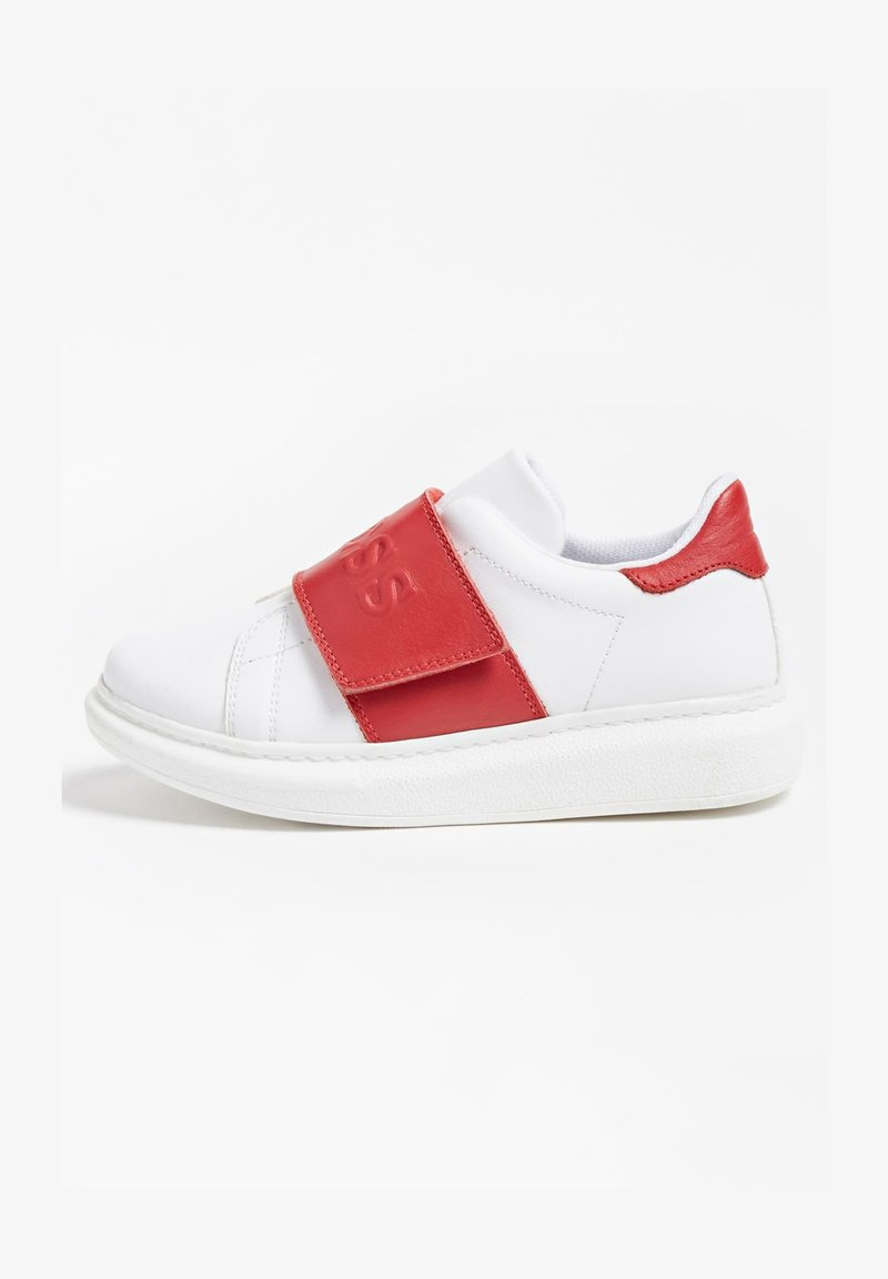 Guess - NEW EDGY  - Sneakers laag - mehrfarbig, weiß