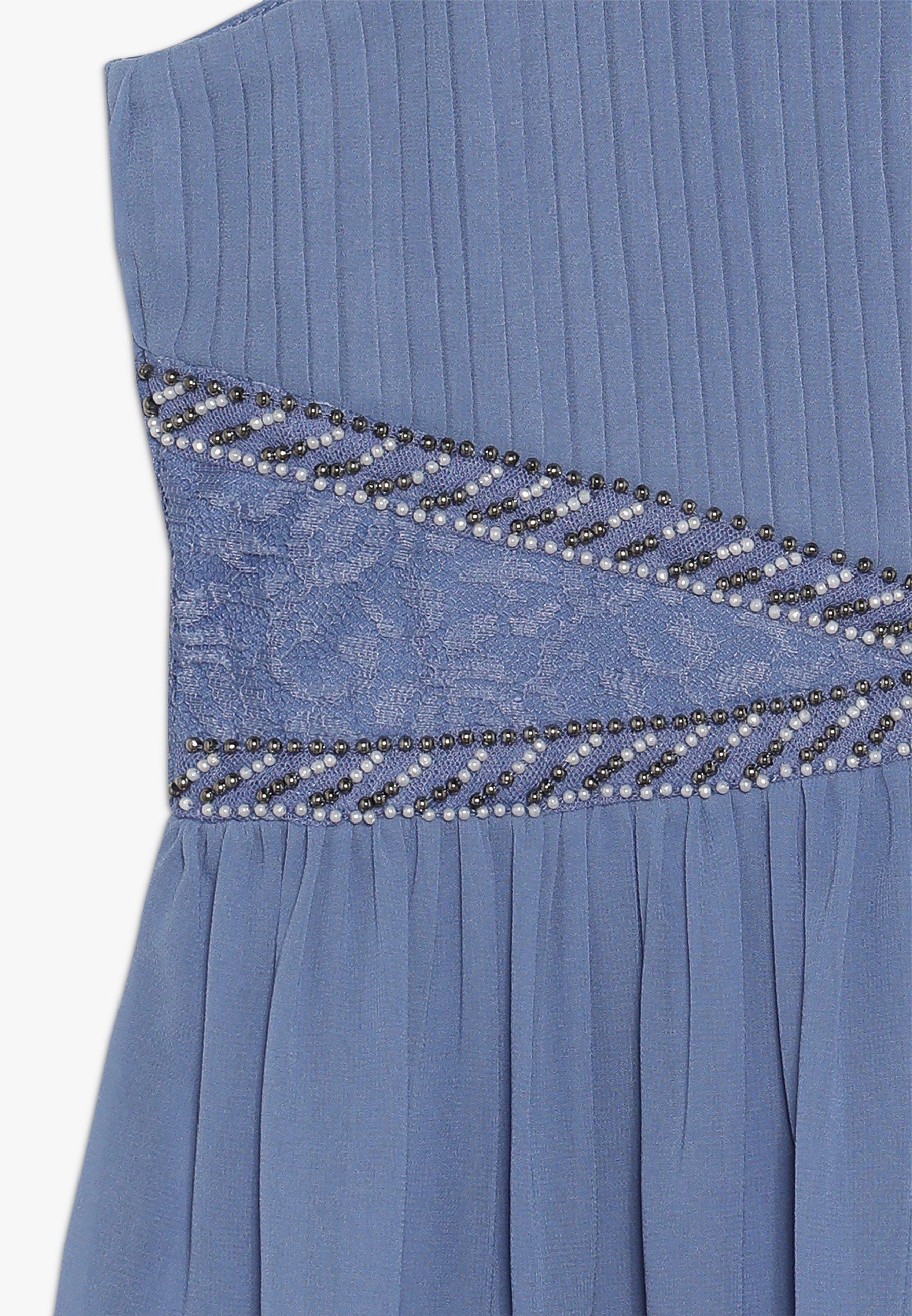 Cocktailkleidfestliches Kleid purple