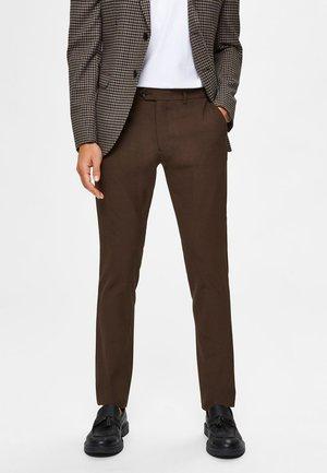 FLEX - Trousers - brownie