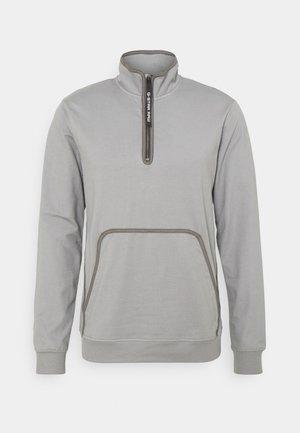 HALF ZIP BOUND TWEETER - Sweatshirt - charcoal
