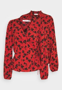 b.young - BYJOSA NECK - Blouse - arabian spice - 8