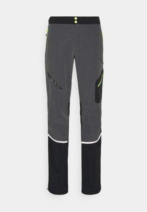 TRANSALPER - Trousers - magnet