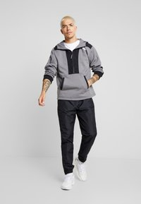 The North Face - GRAPHIC HOOD - Hoodie - medium grey heather - 1