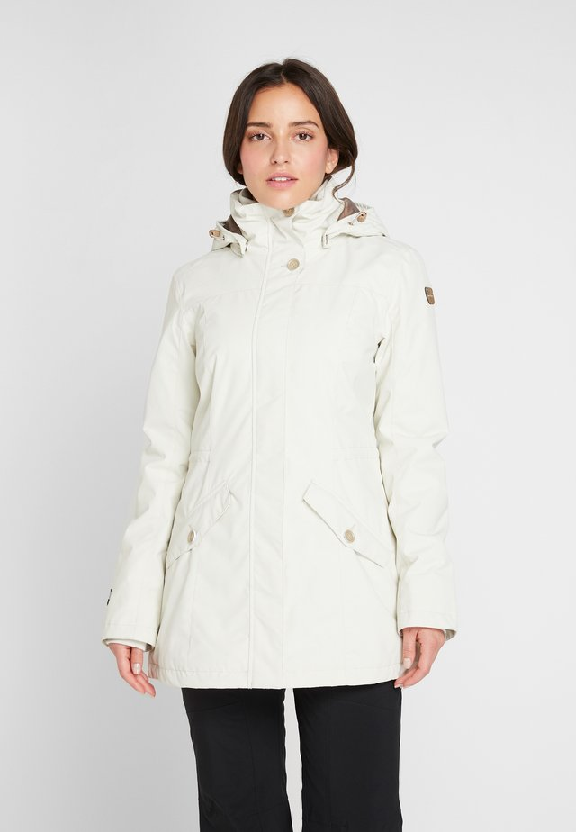 TESS - Winter jacket - off-white