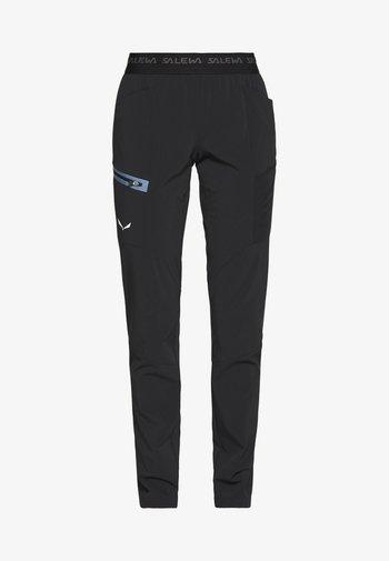 PEDROC LIGHT - Pantalons outdoor - black
