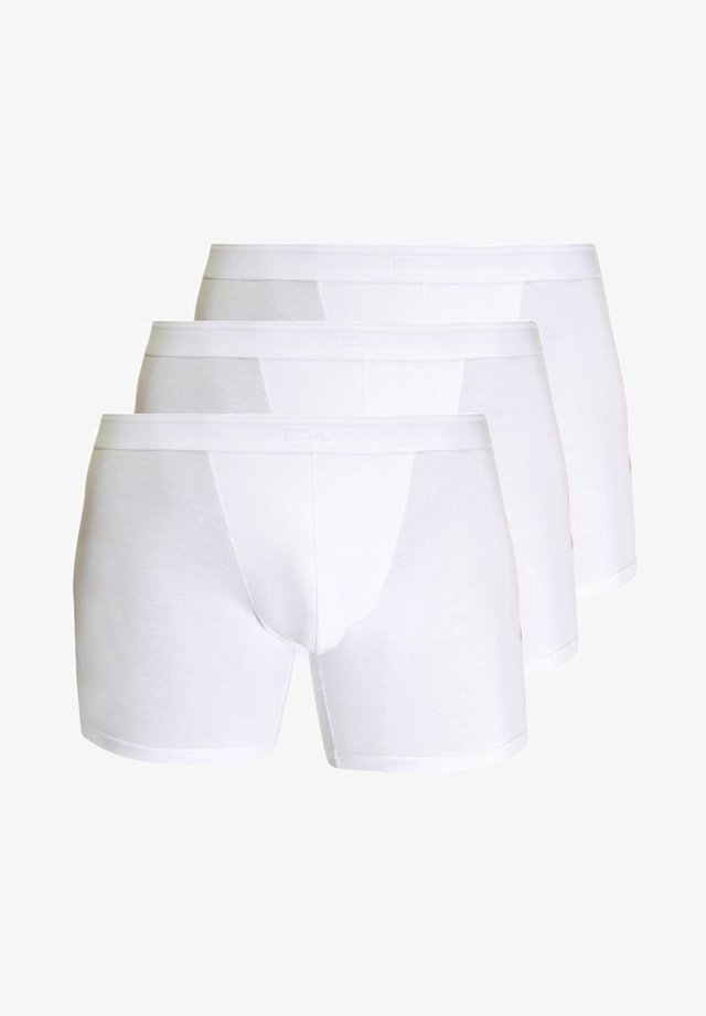 3PACK - Pants - weiss