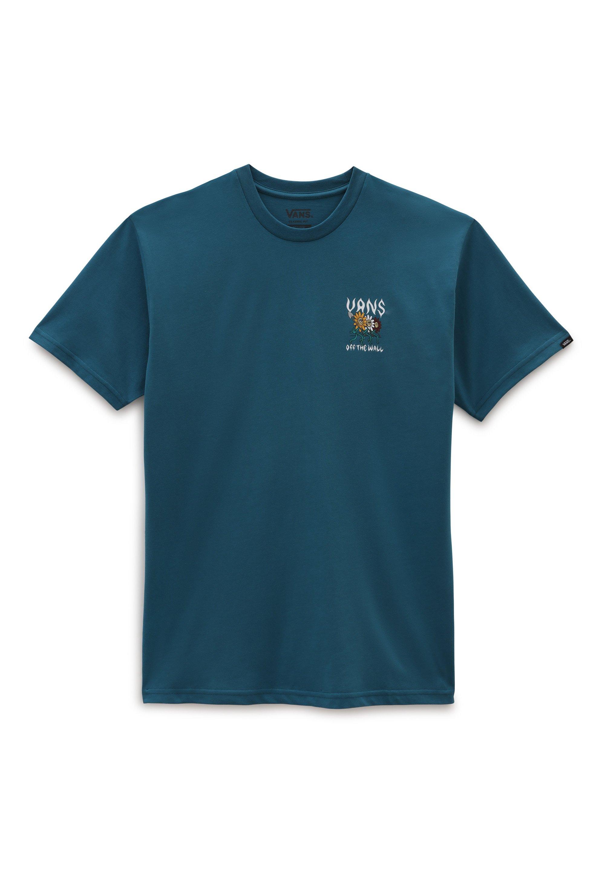 Herren MN FLOWER POWER SS - T-Shirt print