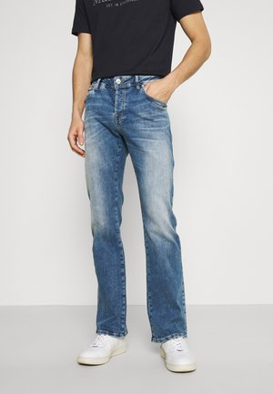 RODEN - Bootcut jeans - storm blue