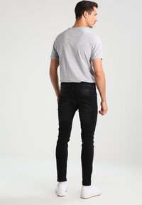 YOURTURN - Jeans Skinny Fit - black denim - 2