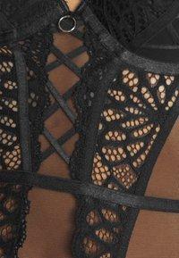 Ann Summers - THE UNFORGETTABLE - Body - black - 5