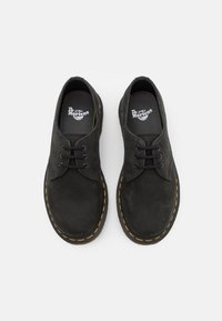 Dr. Martens - 1461 3 EYE SHOE UNISEX - Nauhakengät - black milled - 4