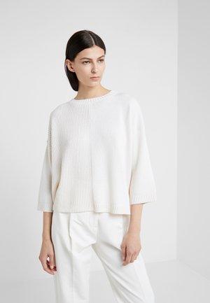 GIANNA - Sweter - weiß