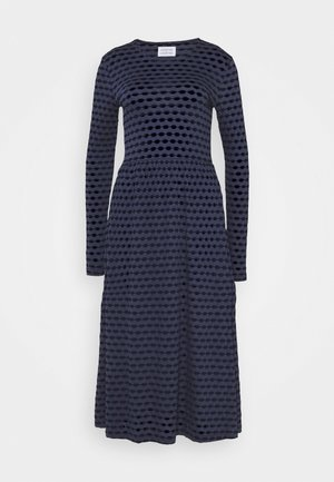 TEAM JUMPER DRESS - Robe d'été - blue