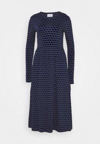 Libertine-Libertine - TEAM JUMPER DRESS - Denní šaty - blue - 4