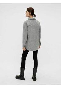Object - OBJVERA - Summer jacket - medium grey melange - 2