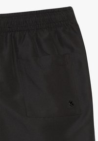 Calvin Klein Swimwear - MEDIUM DRAWSTRING INTENSE POWER - Swimming shorts - black - 4